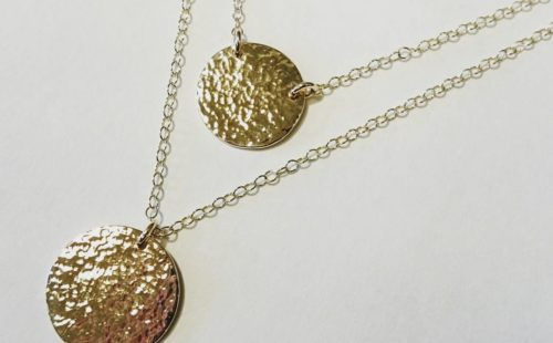 Disc Pendants