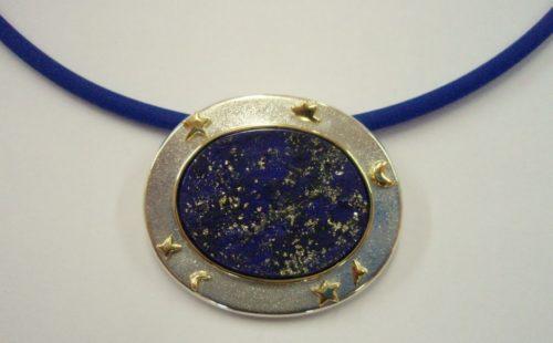 Starry Sky Lapis Lazuli